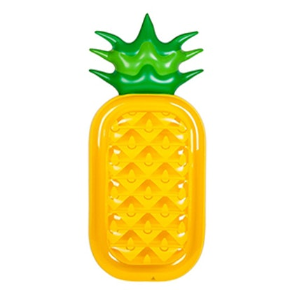 Luxe Lie-On Pineapple Float