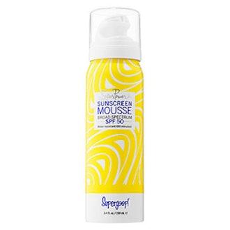 Super Power Sunscreen Mousse Broad Spectrum SPF 50