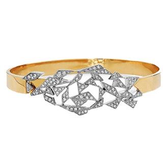 Asymmetrical Shards Bracelet