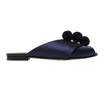 Pompom Sandal