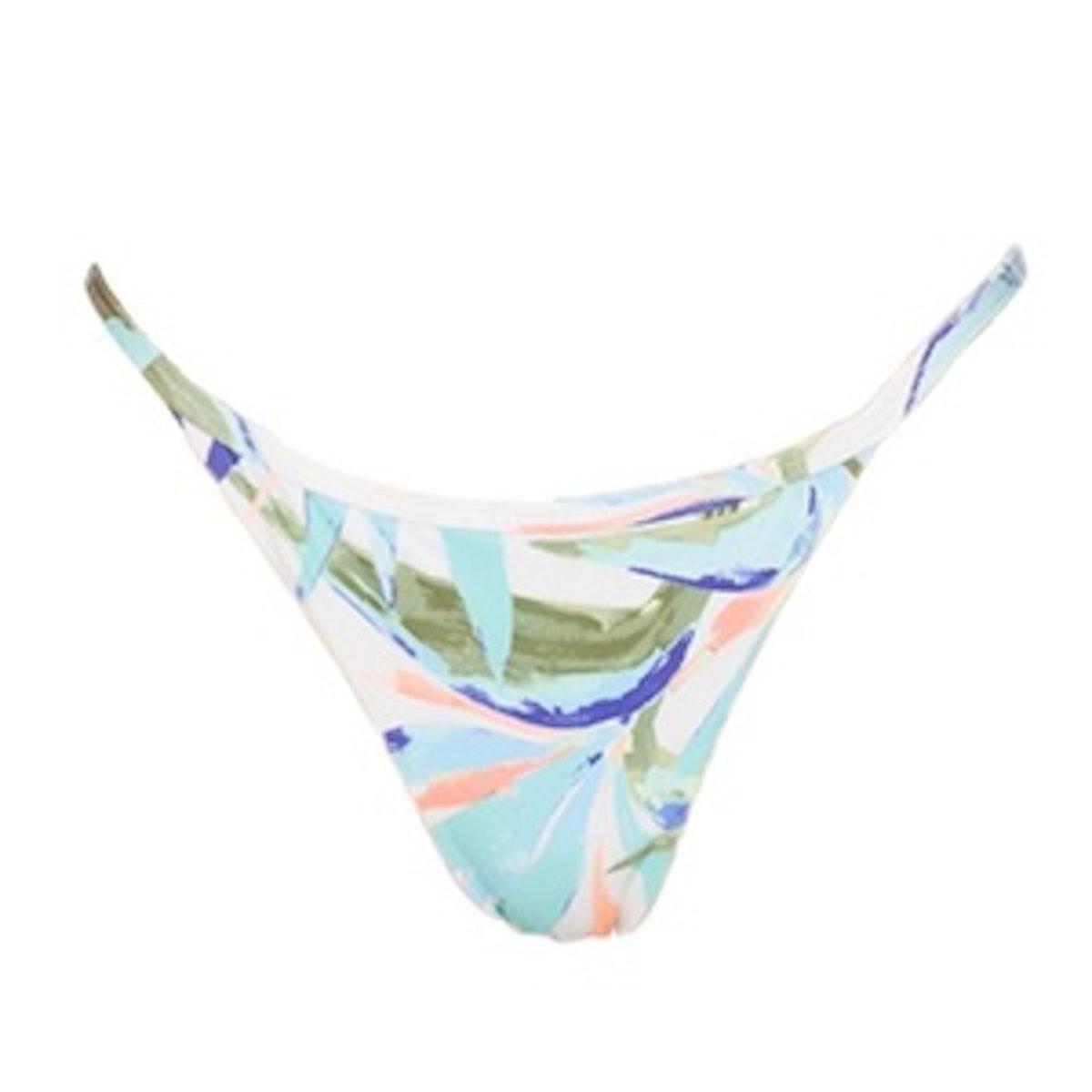 Brave High Leg String Bikini Bottom