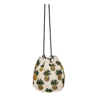 Pineapple Bucket Bag