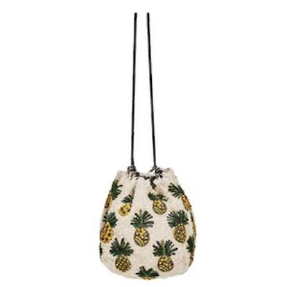Pineapple Bucket Bag