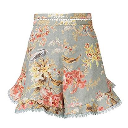 Mercer Flutter Frill Shorts
