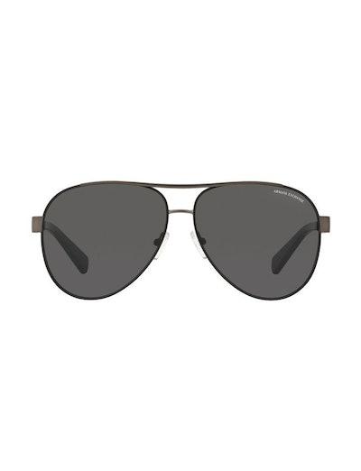 Wrap Around Aviator Sunglasses