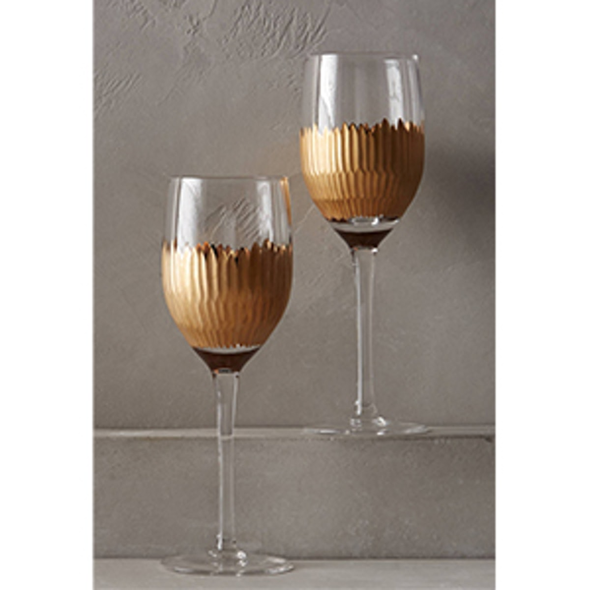 Imperial Caviar White Wine Glass Set