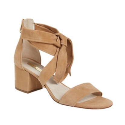 Gia Block Heel Sandal