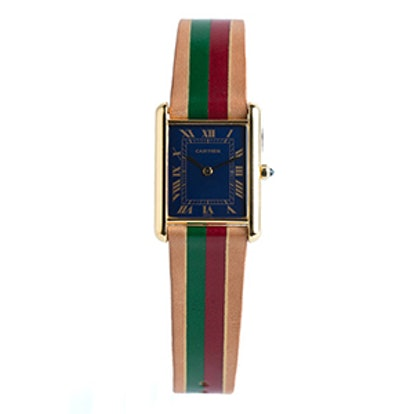 Cartier Tank Deep Sea Italia