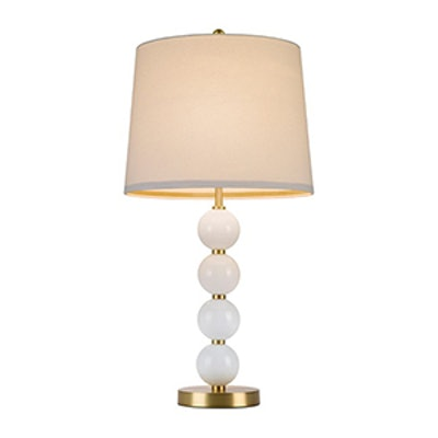 Stacked Ball Table Lamp