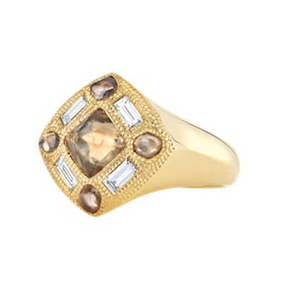 Talisman Signet Ring