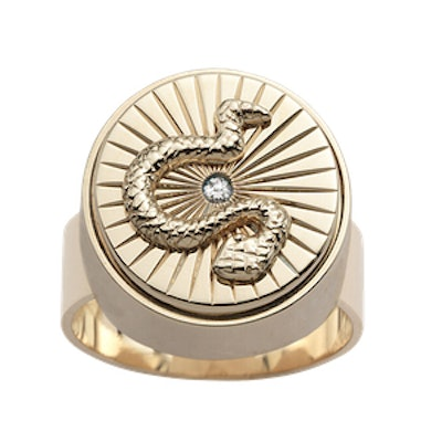 Wholeness Signet Ring