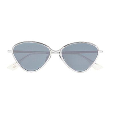 Bazaar Cat-Eye Sunglasses