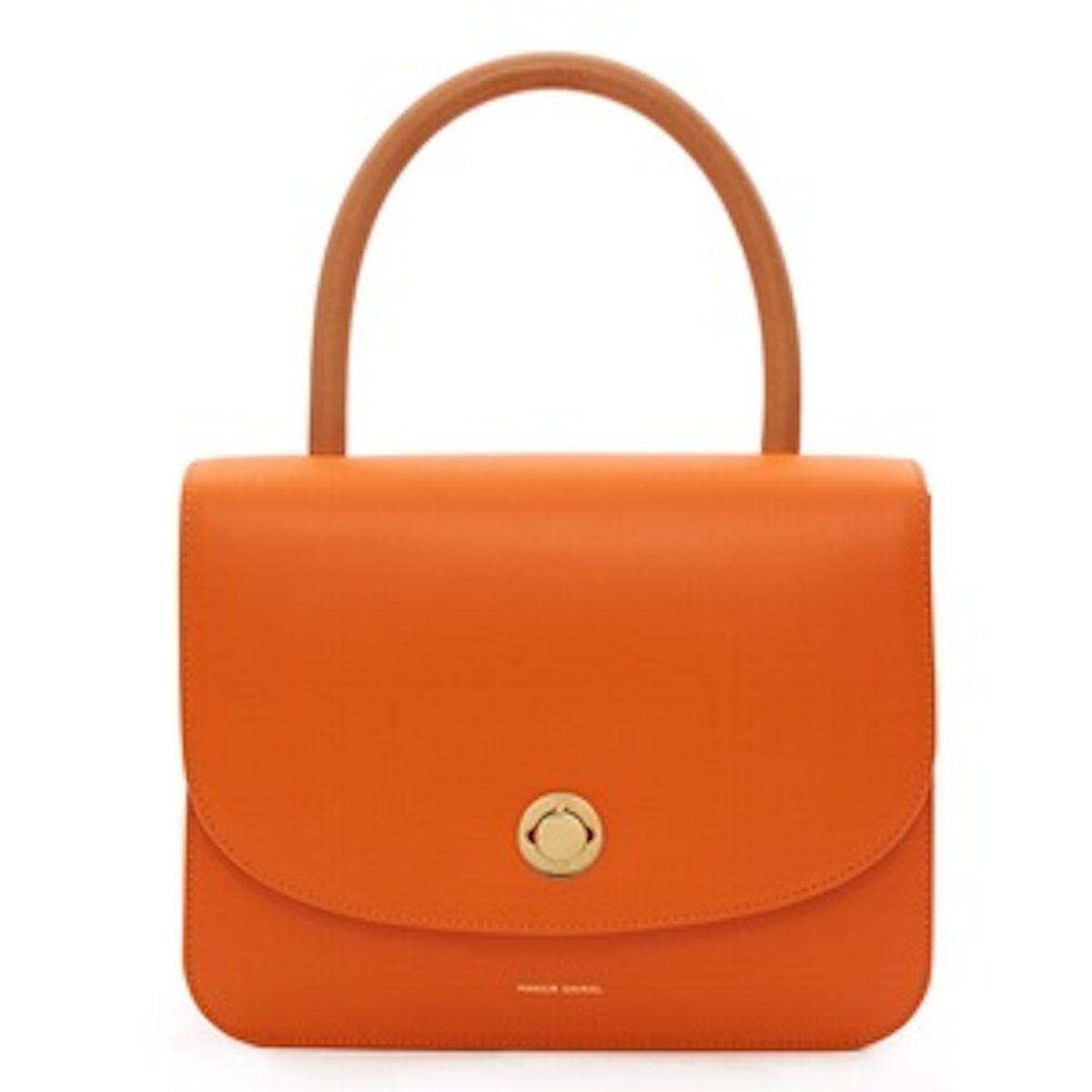 Metropolitan Calf Leather Bag