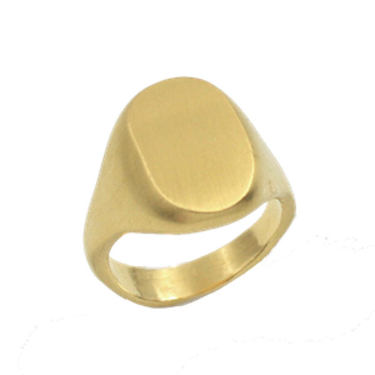 Eliot Signet Ring