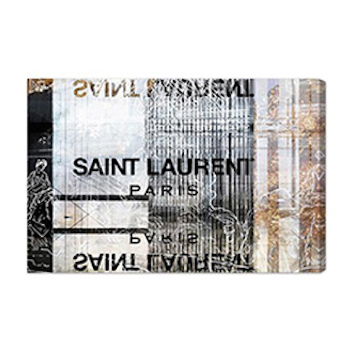 'Laurent Empire' Canvas Wall Art 20×30