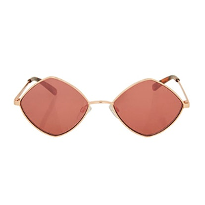 Mini Diamond Look Sunglasses