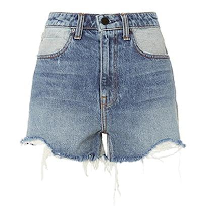 Bit Cut Off Shorts