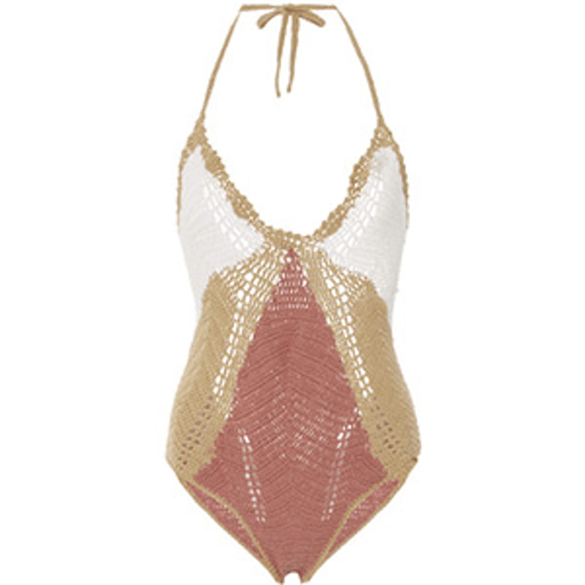 Baez Crochet Swimsuit