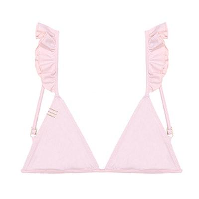 Frill Bikini Top
