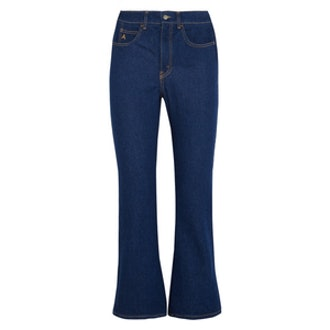 Rosa High-Rise Flares Jeans
