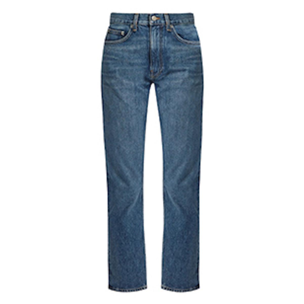 Write Straight-Leg Jeans