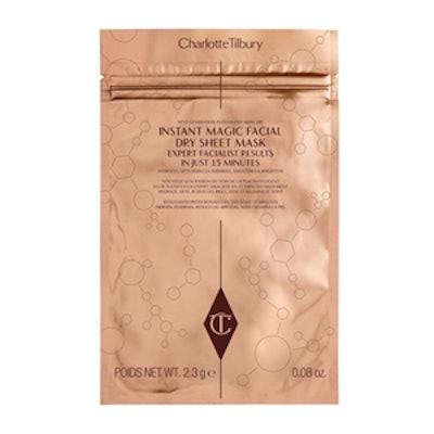Instant Magic Facial Dry Sheet Mask x 4