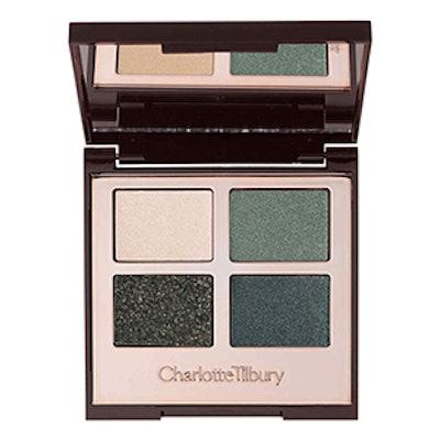 Charlotte Tilbury Luxury Palette' Colour-Coded Eyeshadow Palette In Rebel