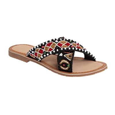 Purfect Slide Sandal