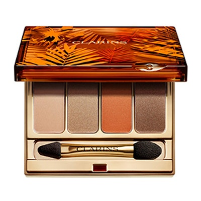 Sunkissed 4-Color Eyeshadow Palette