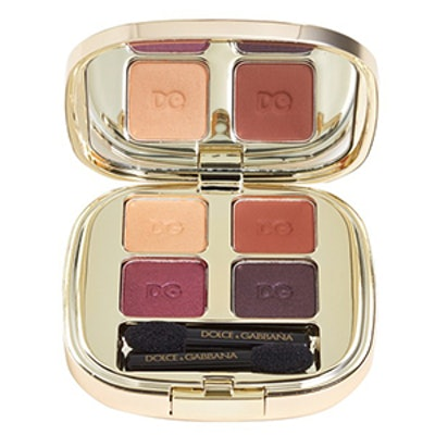 Beauty Smooth Eye Color Quad In Vulcano