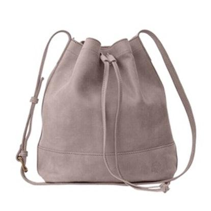 Tadesse Bucket Bag in Pewter