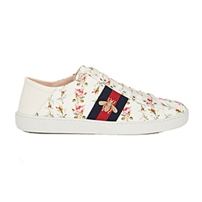 New Ace Canvas Sneakers