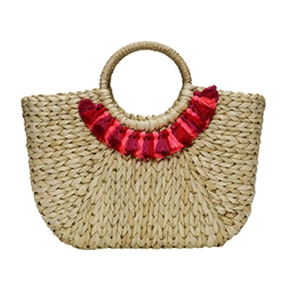 Round Handle Tote