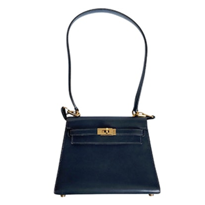 Hermes Kelly Leather Mini Bag