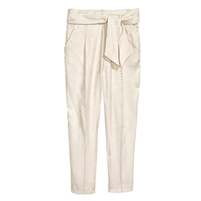 Ankle-Length Pants