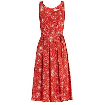 Jordan Firework Print Dress