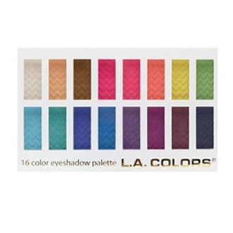 16 Color Eyeshadow Palette In Haute