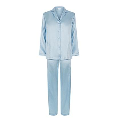 Silk Satin Pyjamas