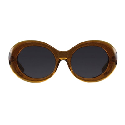 Luxury Wig Figurative Sunglasses