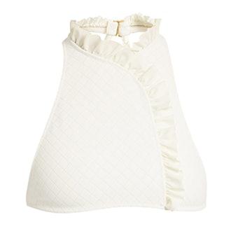 Jeanie Ruffle-Trimmed Bikini Top