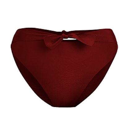 Red Bikini Bottom