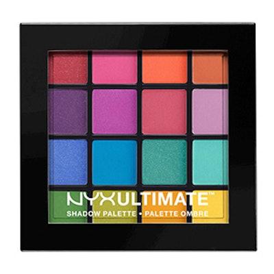 Professional Makeup Ultimate Eyeshadow Palette In Brights
