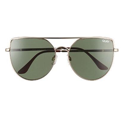 Santa Fe Aviator Sunglasses