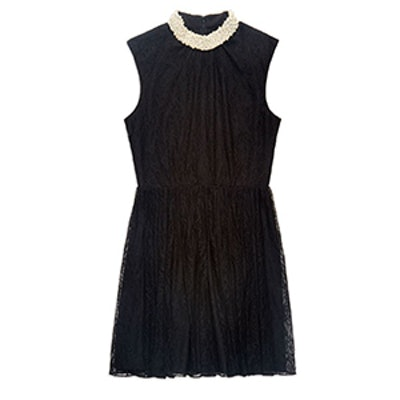 Yates Lace Mini Dress