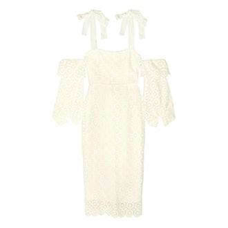 Pulitzer Cutout Guipure Lace Dress