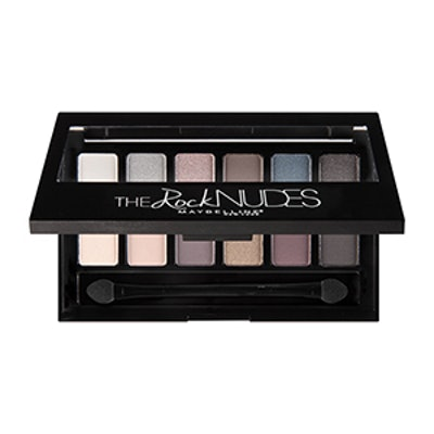The Rock Nudes Eye Shadow Palette