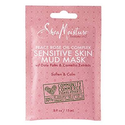 SheaMoisture Sensitive Skin Mud Mask