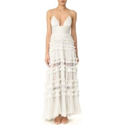 Dalila Sleeveless Maxi Dress