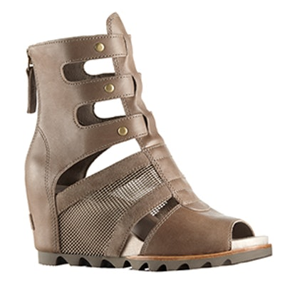 Joanie Gladiator Wedge Sandal