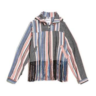 Silas Fringe Jacket